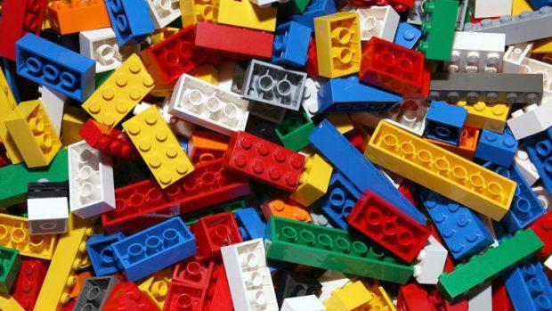 Lego till salu